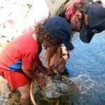 chris krupp teaching son fishing wildearth guardians