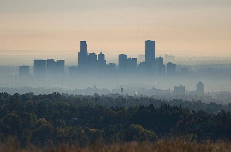 denver smog fracking us department of energy wildearth guardians