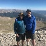 john horning and nephew on mountain wildearth guardians