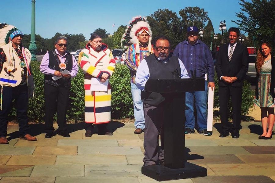 grijalva speaking in dc wildearth guardians