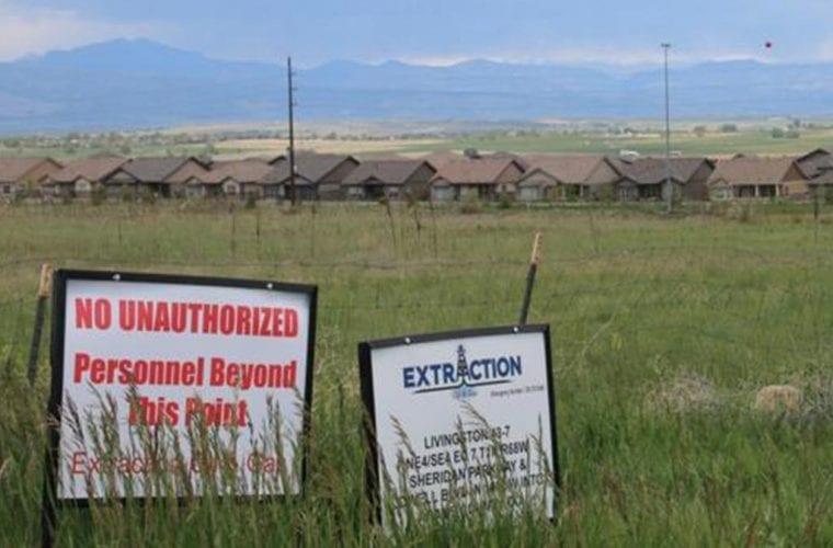 fracking homes broomfield enterprise wildearth guardians