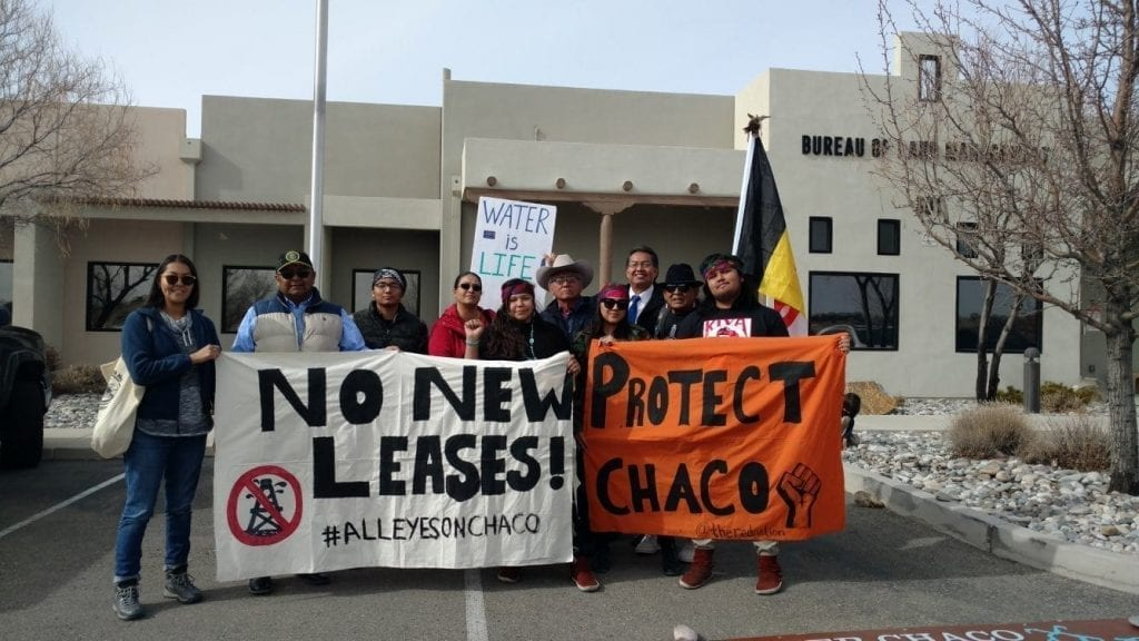Fracking Greater Chaco