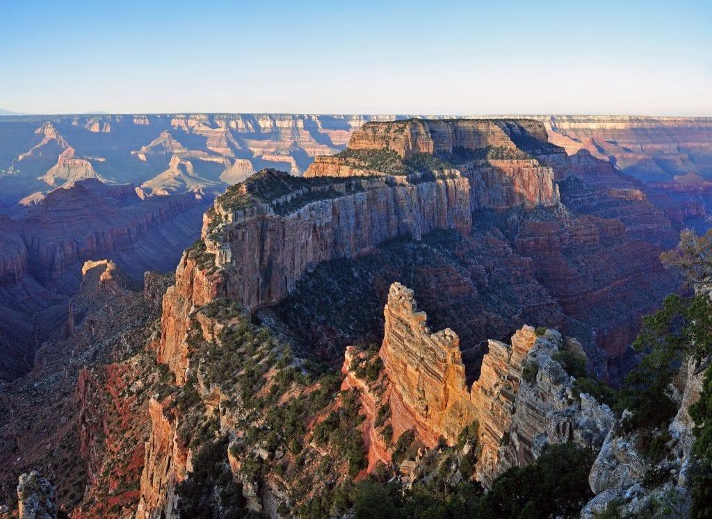 Grand Canyon Natl Park North Rim NPS