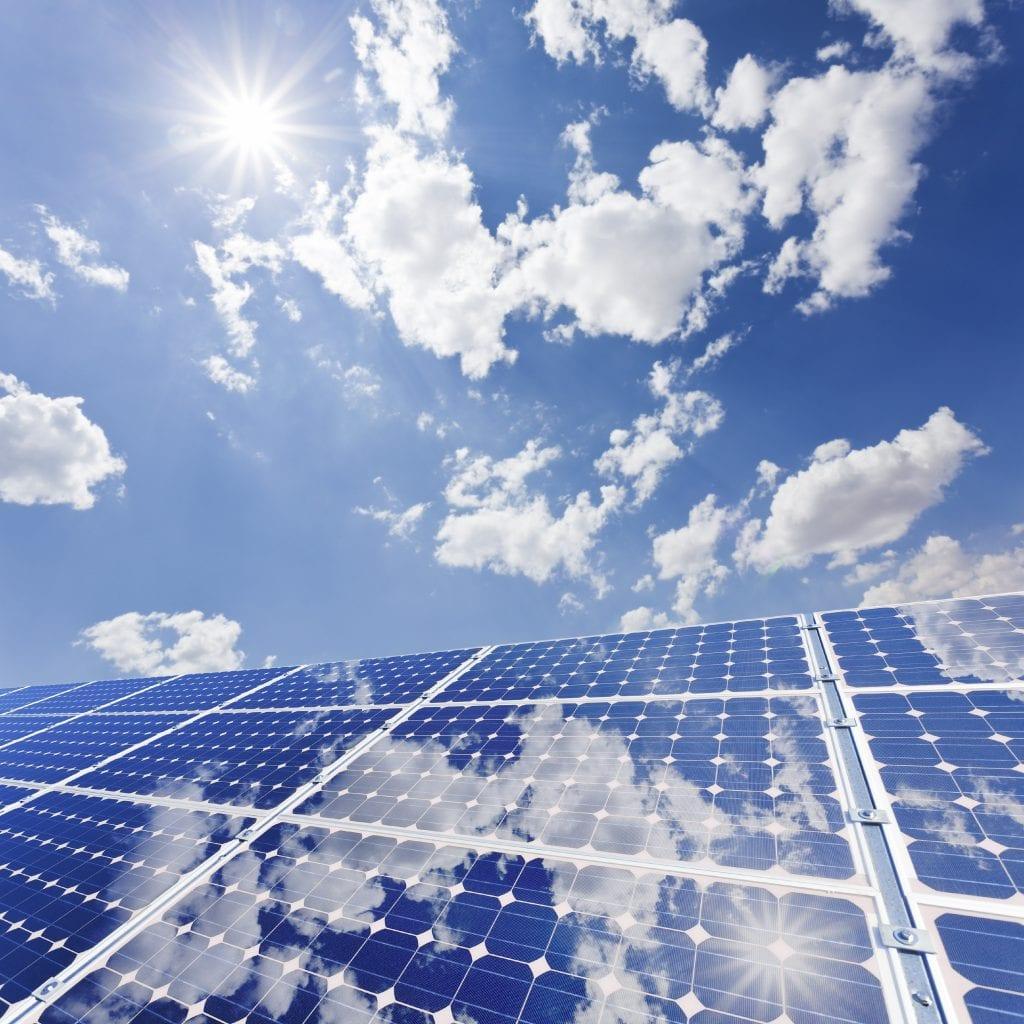 Solar Panel Sun iStock