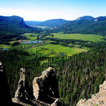 Wolf-Creek Pass West View to West wildearth guardians Erik Voss 370