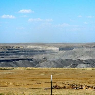 Defending public lands from huge Wyoming pit-mine project