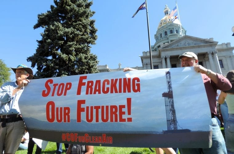 Speak Out: Fracking is Still Taking a Toll on Colorado's Clean Air, Undermining Climate
