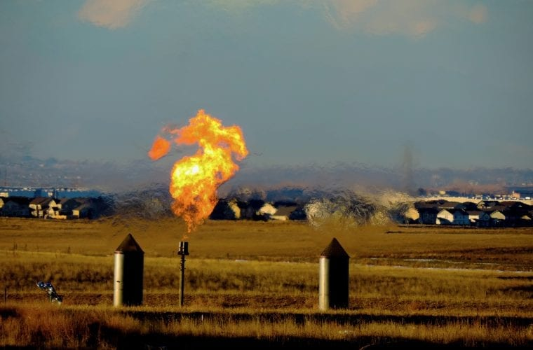 Coalition Calls on Colorado to Rein in Fracking Industry's Toxic Air Pollution