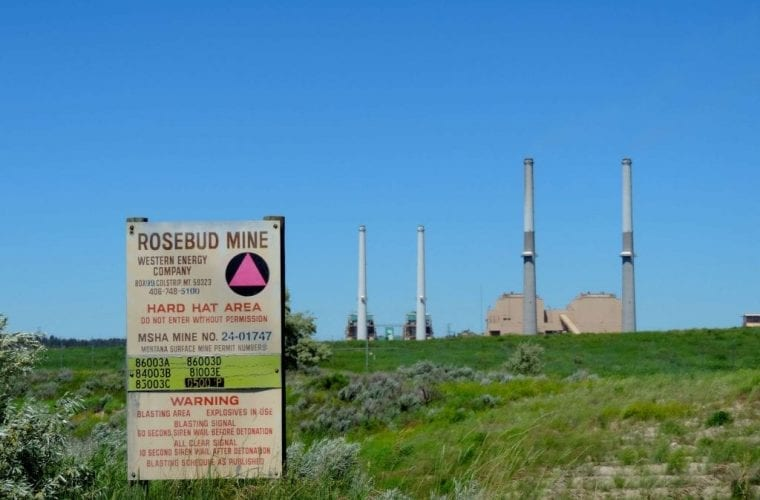 rosebud mine and colstrip power plant wildearth guardians