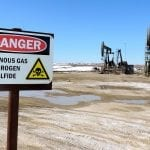 fracking poison gas wildearth guardians