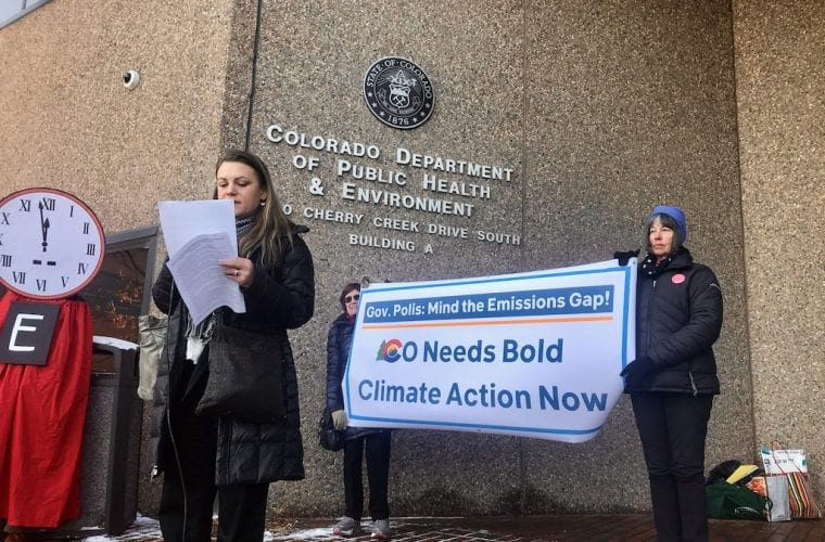 Defend Climate in Colorado: Speak Out ONLINE at Air Commission Meeting