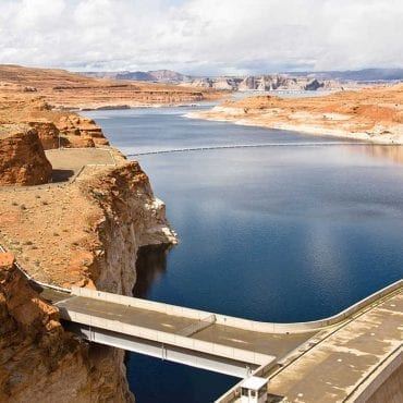 "River Groups Call ""Climate Denial"" on Lake Powell Pumped Hydro Projects"