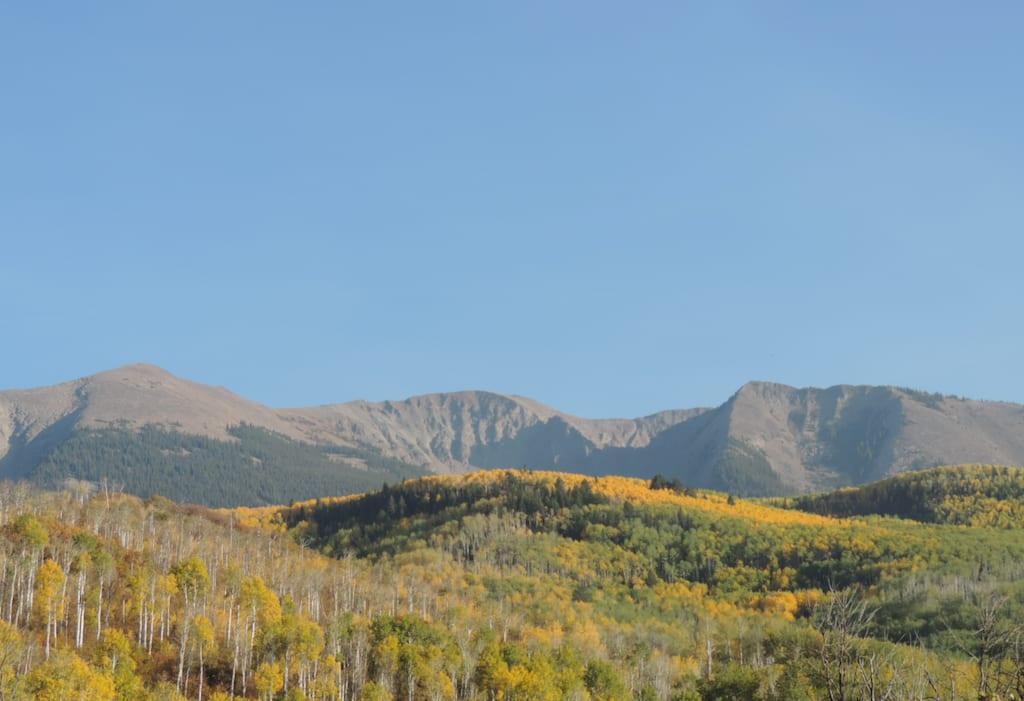 West Elk Mountains Uncompahgre