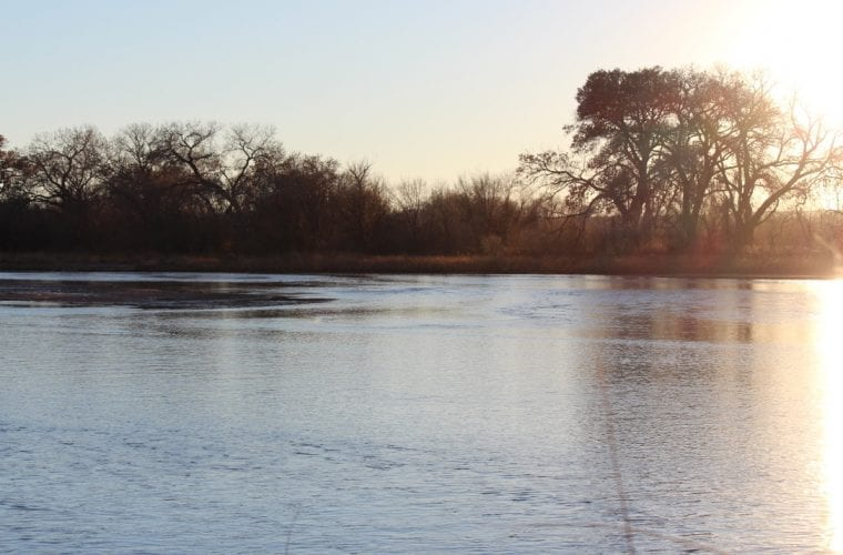 Unleashing a desert river and its wisdom