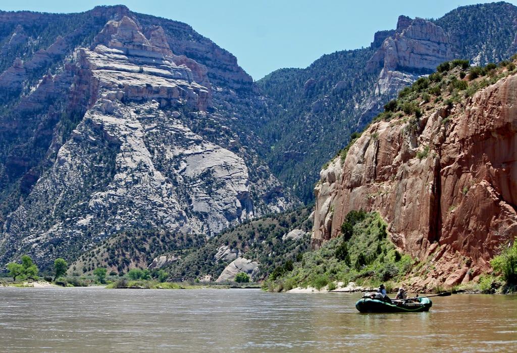 Green River Dinosaur National Monument