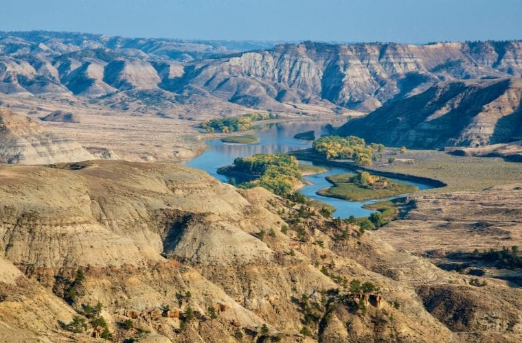 Montana Upper Missouri River Breaks National Monument Bureau of Land Management