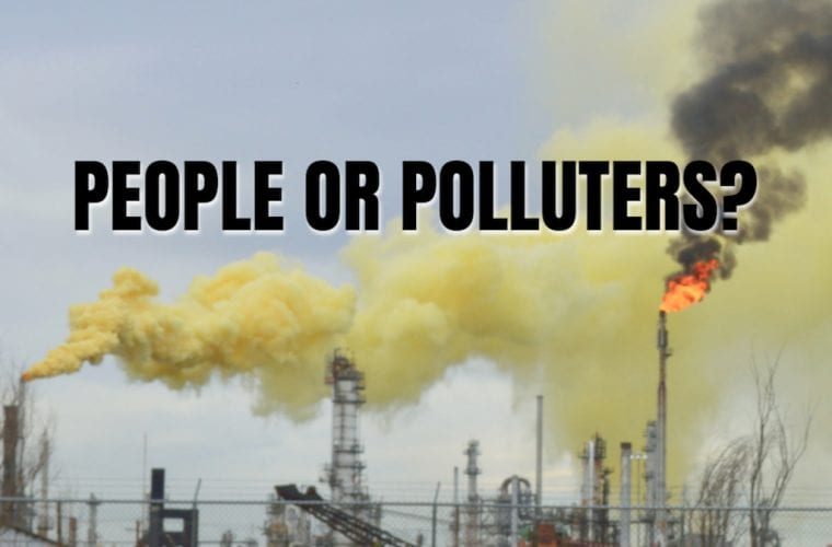 People or Polluters? It's Time for Colorado Leaders to Decide